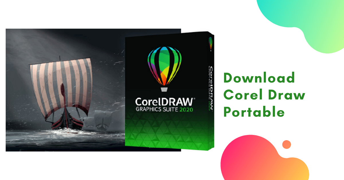 Download Corel Draw Portable