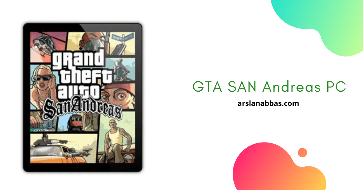 Download GTA SAN Andreas PC