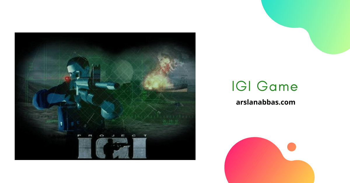 IGI Game Download for PC
