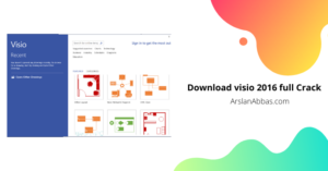 Download visio 2016 full Crack