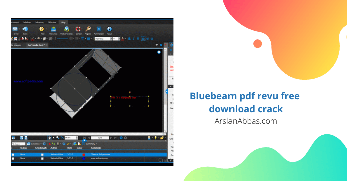Bluebeam pdf revu free download crack