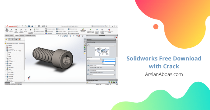 Solidworks Free Download with Crack